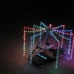 Random image: Sensatron 5001 (Night 2010)